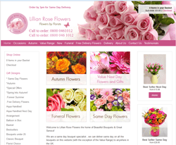 lillianroseflowers.co.uk